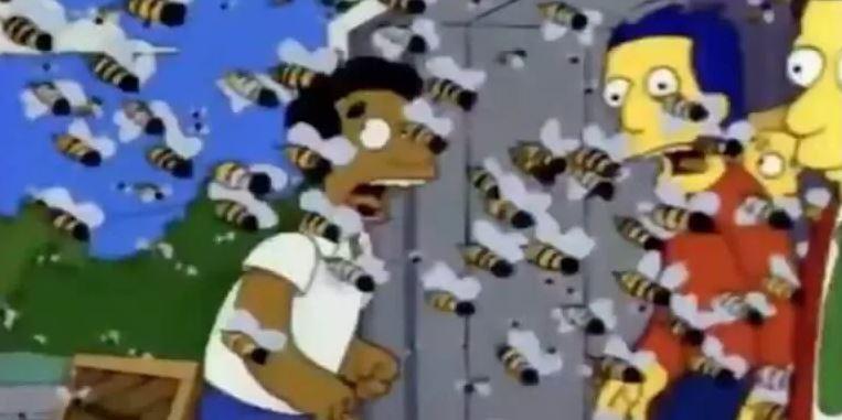辛普森家庭再度「神預言」:這次是「殺人大黃蜂」已釀50死