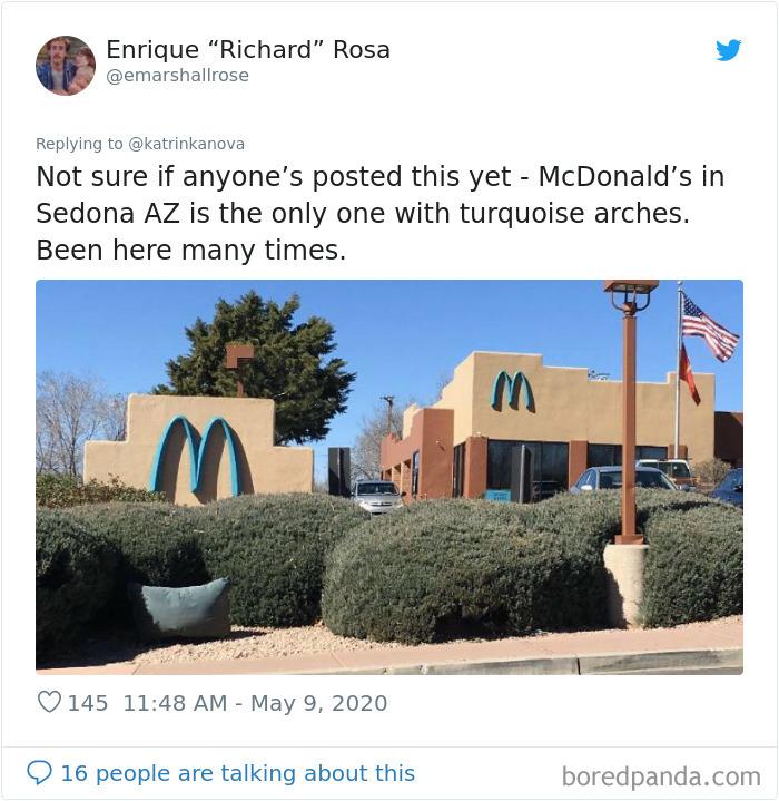 網收集「世界最怪麥當勞」建築 連「蔣經國」也被掛上M!