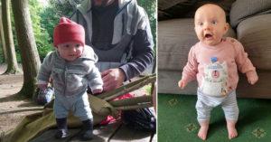 最強寶寶「出生2個月就會站」 專家警告:未來會彎掉!