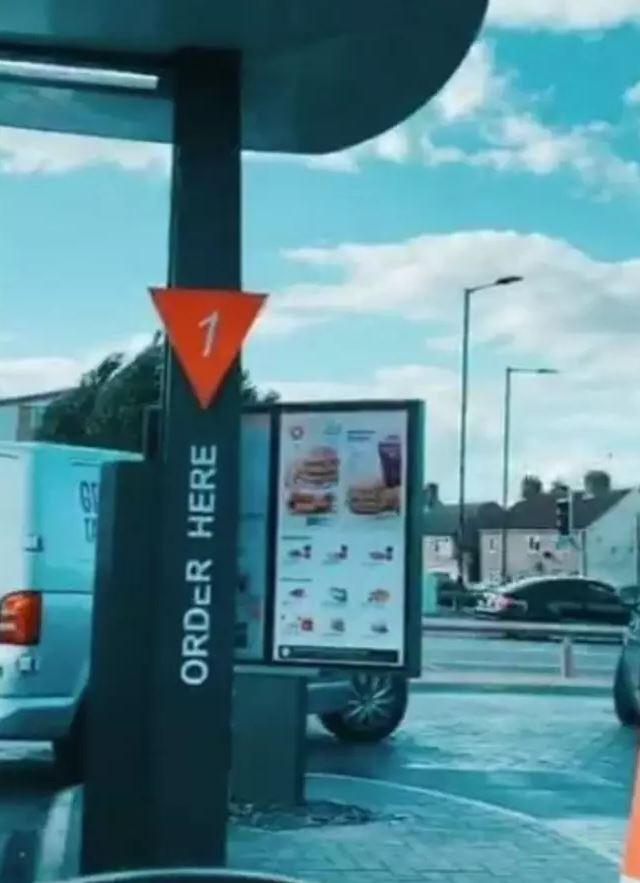 狂女為了吃麥當勞怒飆「台北→墾丁」車程:我還要再衝