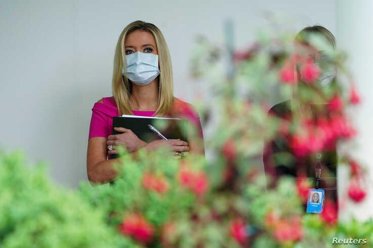 白宮終於「戴口罩上班」全是MIT 川普又耍賴了!