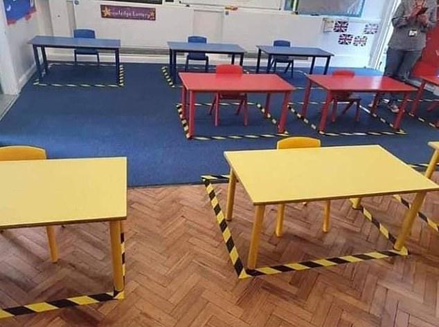 學校防疫祭「不准離開呼拉圈」規定 挨轟:是在坐牢?