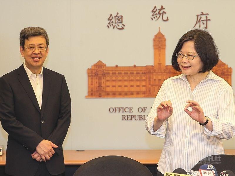 首位放棄「每月18萬禮遇」的副總統 陳建仁:很榮幸當台灣公僕