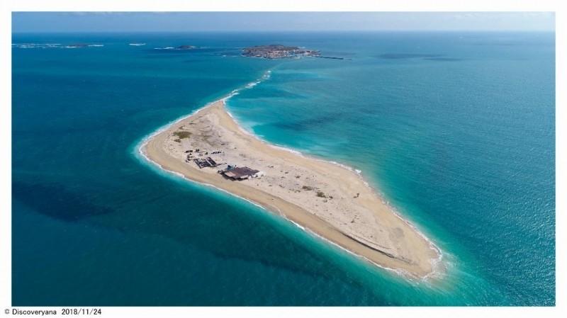 澎湖的「澎澎灘」逃跑了!位移「2千多公尺」吞掉海中燈塔
