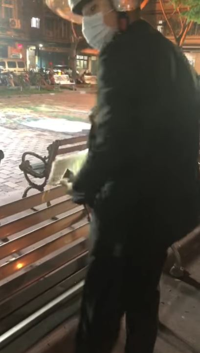 點外送「等40分鐘」沒收到餐點 定位抓包他「躲公園狂吃」!