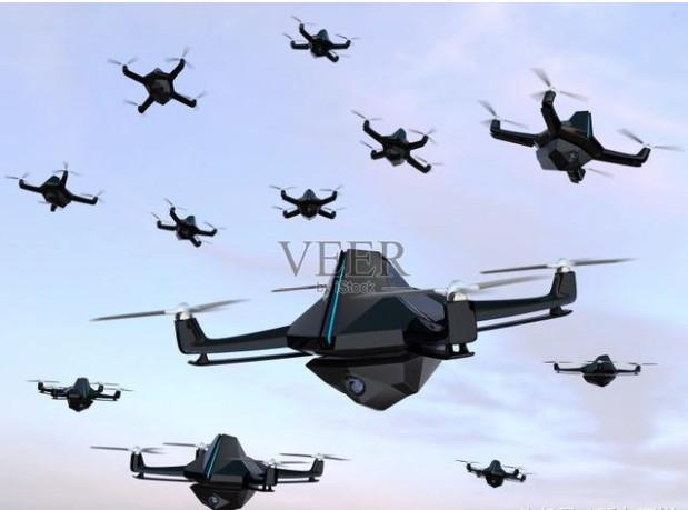 17架無人機表演到一半「全數墜毀」 警察:對手幹的