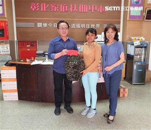 移工回國前「捐1/3薪水」給台灣弱勢孩童:要好好長大!