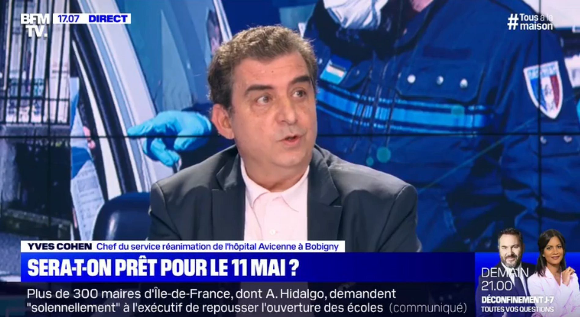 法国医生爆料武肺病毒