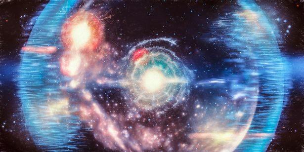 NASA發現「平行時空」就在我們旁邊 在那時間是「倒著走」