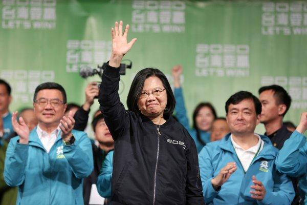 「推文挺台灣」全球排名出爐 「第一名國家」竟是因為奶茶?