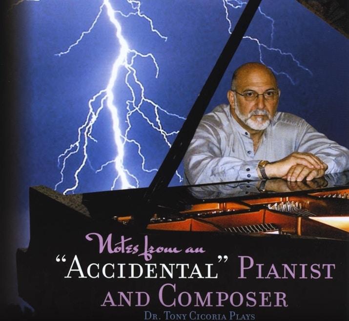 醫生「被雷劈中」變成莫札特 寫出「閃電奏鳴曲」還開演奏會!