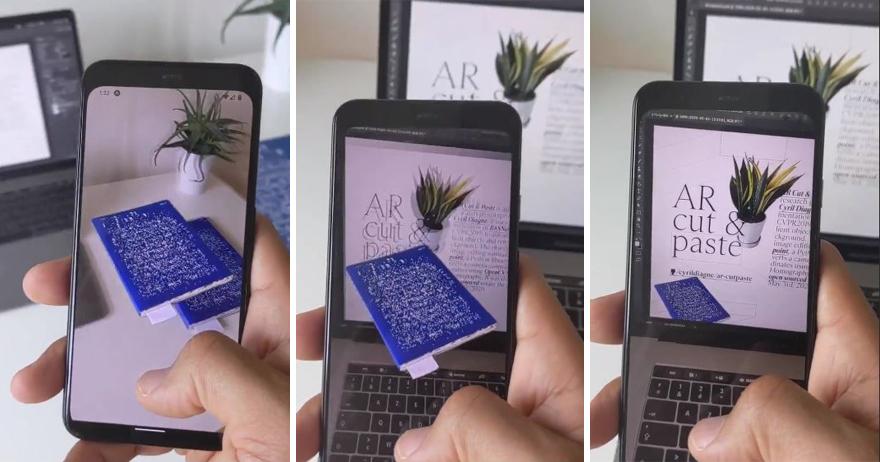 工程師發明「真實版複製貼上」 拍完照「自動去背」馬上P圖!