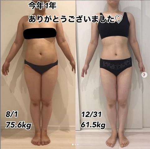 健身環救人妻!她「鏟肉20公斤」秀超結實身材 網看照片嚇翻:只花9月?