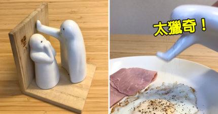 台灣製「壁咚調料罐」在日本爆紅 開灑時「七孔射出」太魔性!