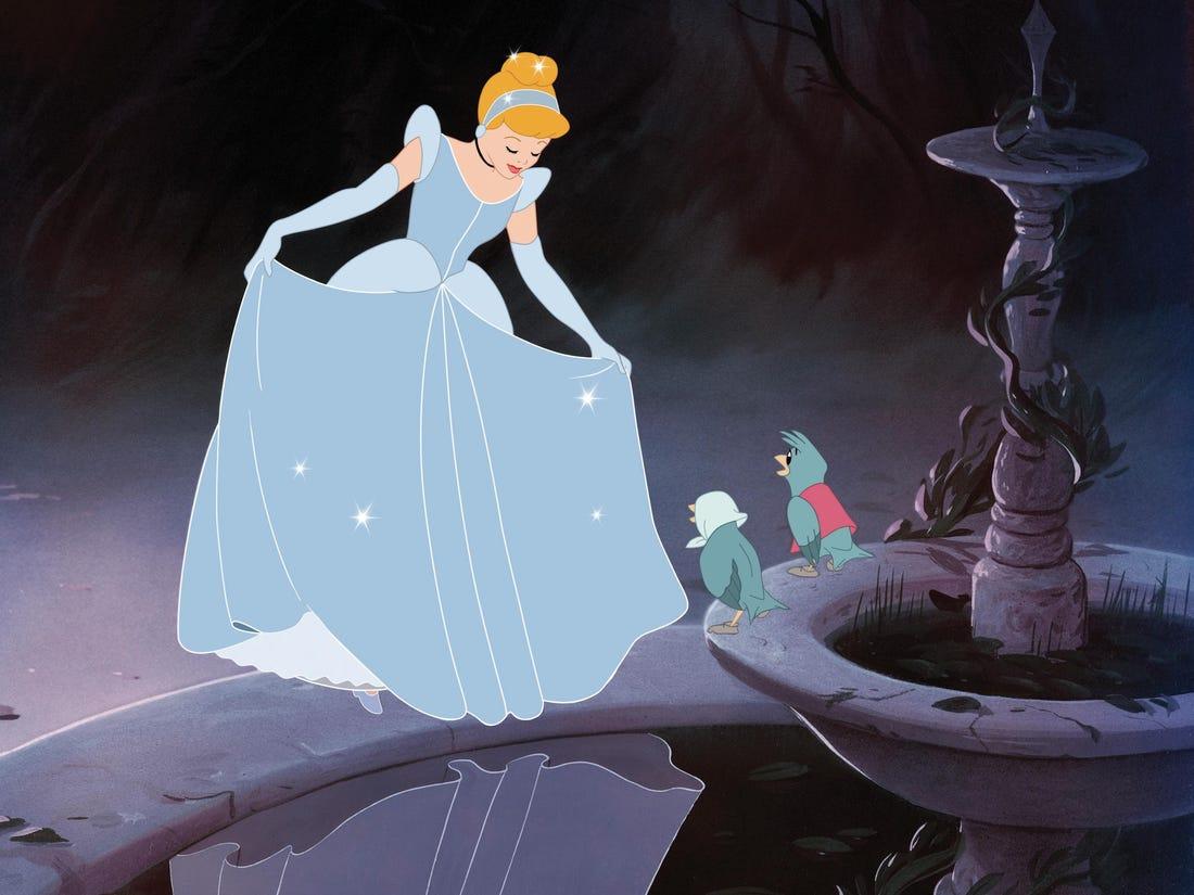 迪士尼公主「真實年齡」大公開 神秘定理是「老人才會紅」?