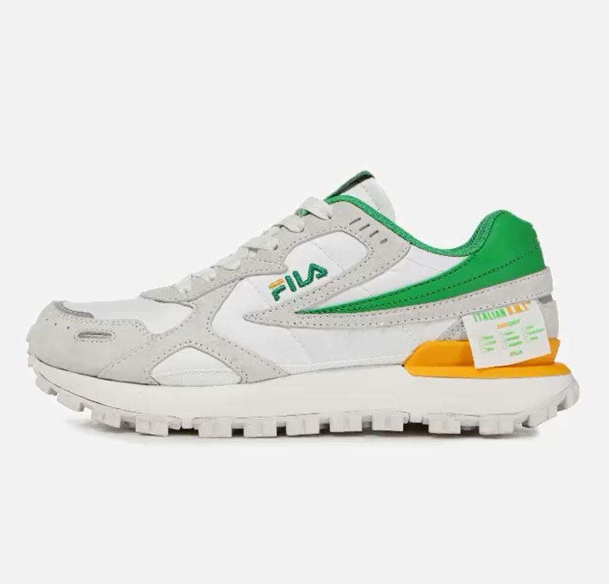 Fila推出「Subway聯名」老爹鞋帥氣1+1 想報名當店員!