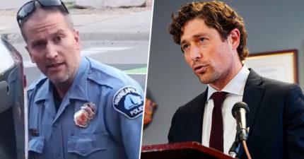 「跪死無辜男」惡警遭起底「早就是慣犯」 市長:他該被判刑