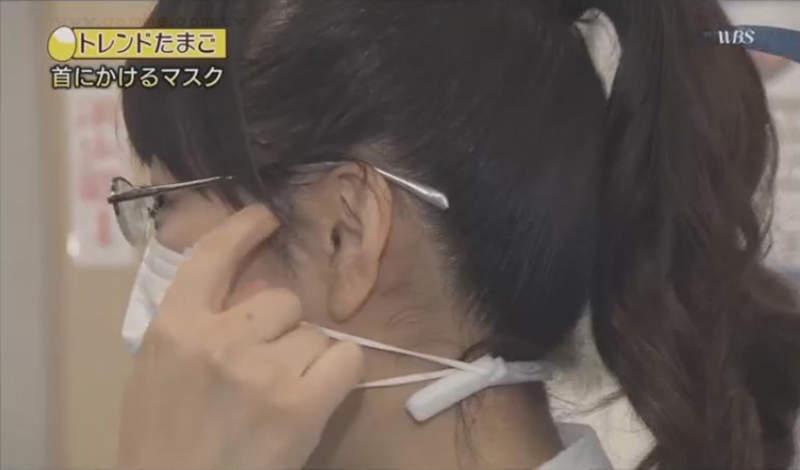 5年前就發明!「口罩神器」銷量暴增40倍 不用掛耳朵也能戴