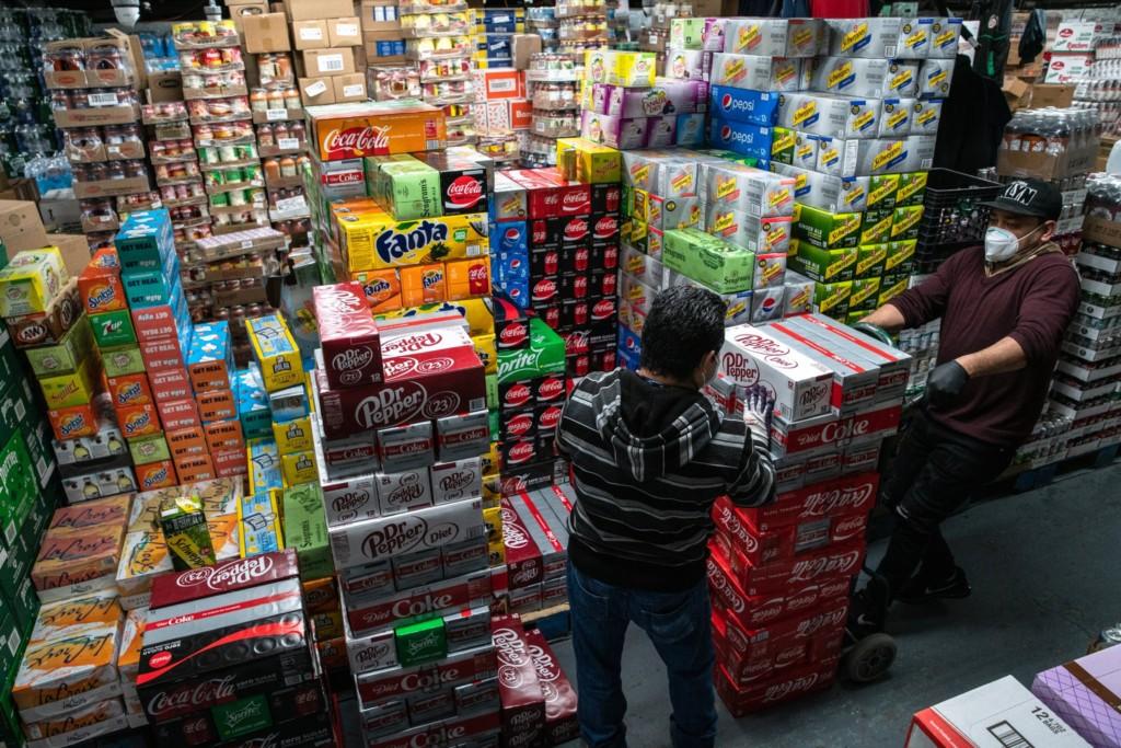 紐約超市「提前佈署」逃過武肺:因為有注意到「中國人」!