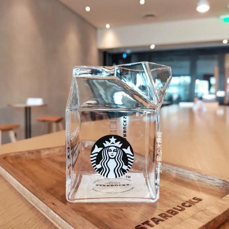 星巴克推出「玻璃牛奶屋」超欠買 少女尖叫:裝水都好看!