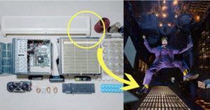 神人用垃圾做出「整座高譚市」 製冰盒是「媲美好萊塢」的關鍵