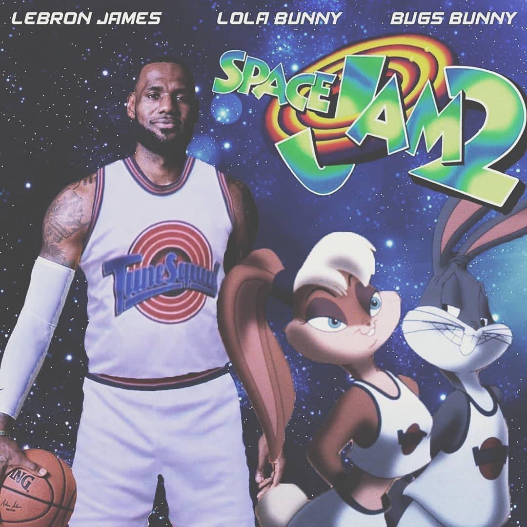 接棒籃球之神!詹皇宣布出演《怪物奇兵2》睽違24年終於上映