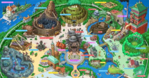 疫情擋不住「吉卜力樂園」開幕 真實《霍爾的移動城堡》即將現身!