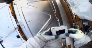 天兵太空人飛出地球才發現「忘記帶記憶卡」崩潰求救對話曝光