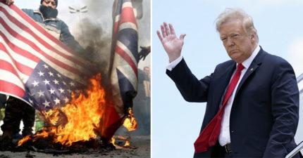 伊朗對川普「發布紅色通緝令」最慘恐死刑 美國:伊朗人很蠢