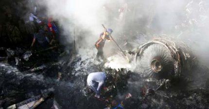 巴基斯坦驚爆國內30%飛行員「執照都是買來的」上月釀97死