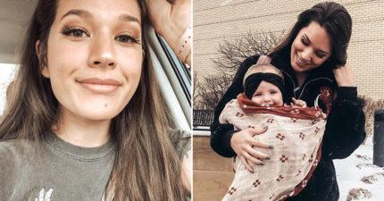 正妹「肚子劇痛」以為腎結石 住院4小時生出「小女嬰」