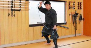 世界「首位忍者碩士」!忍術學院「每年只收3人」還超難畢業