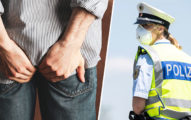 路邊放屁「被罰1萬6」網不服 警察委屈喊:他故意對我放!