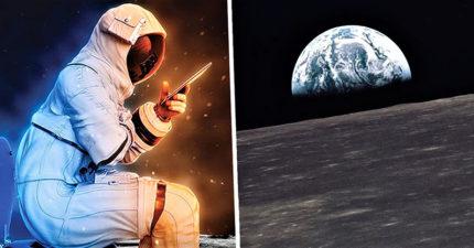 NASA開價100萬求幫設計「月球馬桶」 唯一要求:能用就好