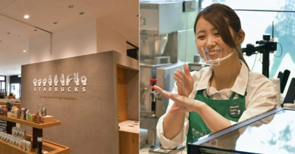 日本第一間「聽障人士」星巴克 每位店員都能超準確溝通!