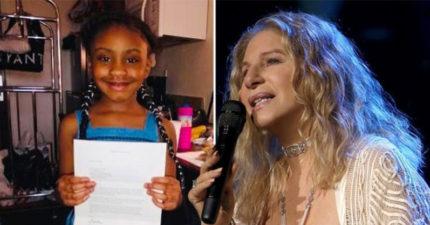 葛萊美天后「送大禮」幫助弗洛依德 6歲女兒秒變「迪士尼股東」!