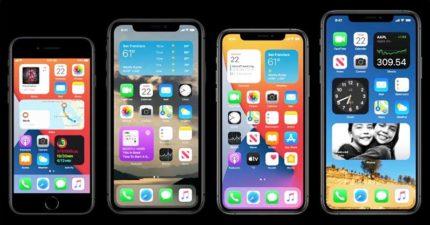 蘋果iOS 14新介面曝光!被安卓用戶狠嗆:我們12年前就有