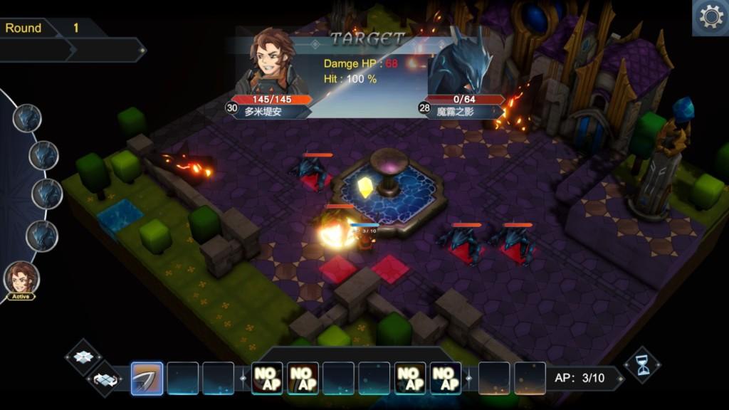 台灣獨立研發「戰棋RPG遊戲」 冒險中「找傭兵」玩法超創新