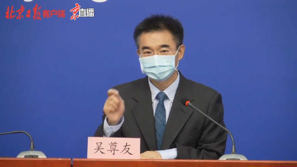 黃安飛北京大讚「疫情受控制」剛落地...中國宣布新增25例