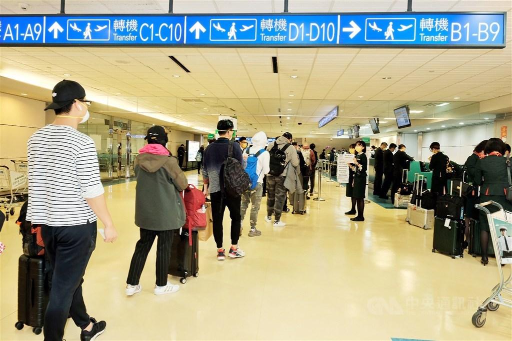 台灣「排除中國」開放轉機 吃飯購物最久能待8小時!