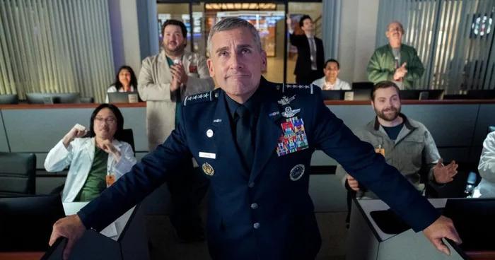 Netflix搶商標「搶贏美軍」以後川普不能隨便用太空部隊