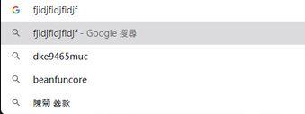 Google搜尋亂碼會跳出「陳菊善款」!網爆:有人在故意操作
