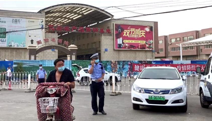 北京再爆發武肺疫情!肉品市場新增46例「連砧板都驗出病毒」