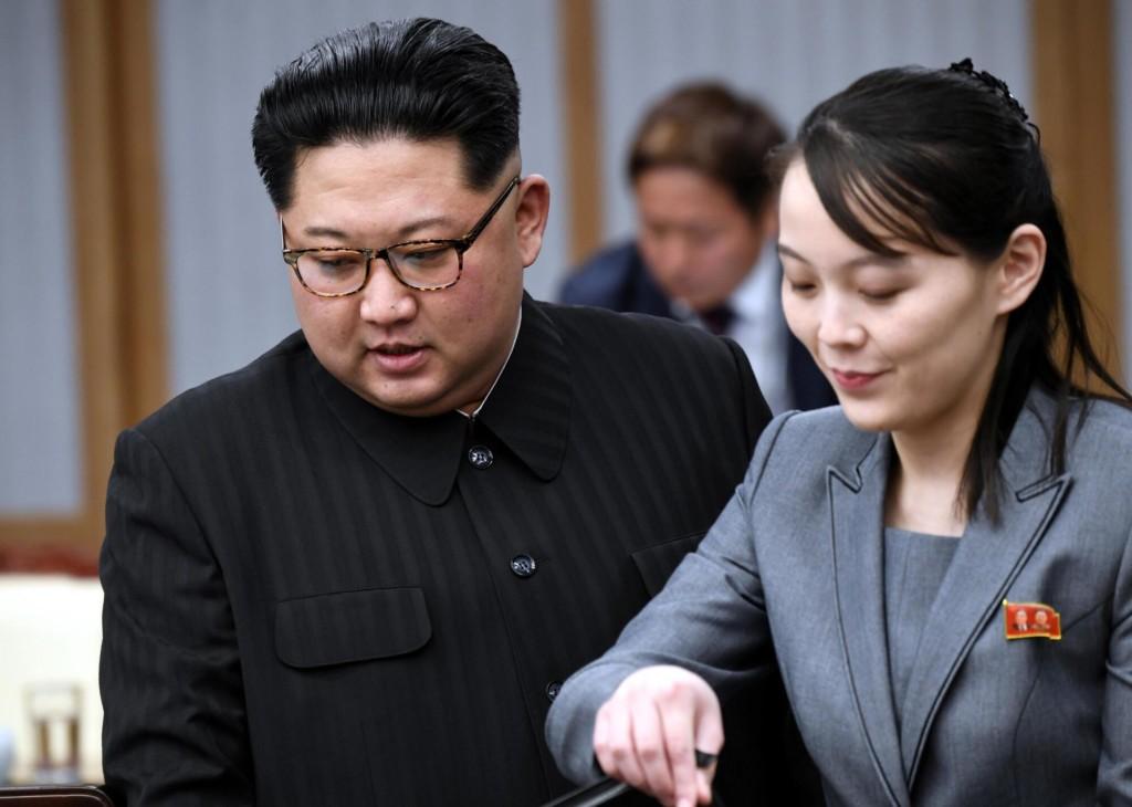 外媒爆金與正「悄悄接班」金正恩 以後可能要叫她「領導人」!