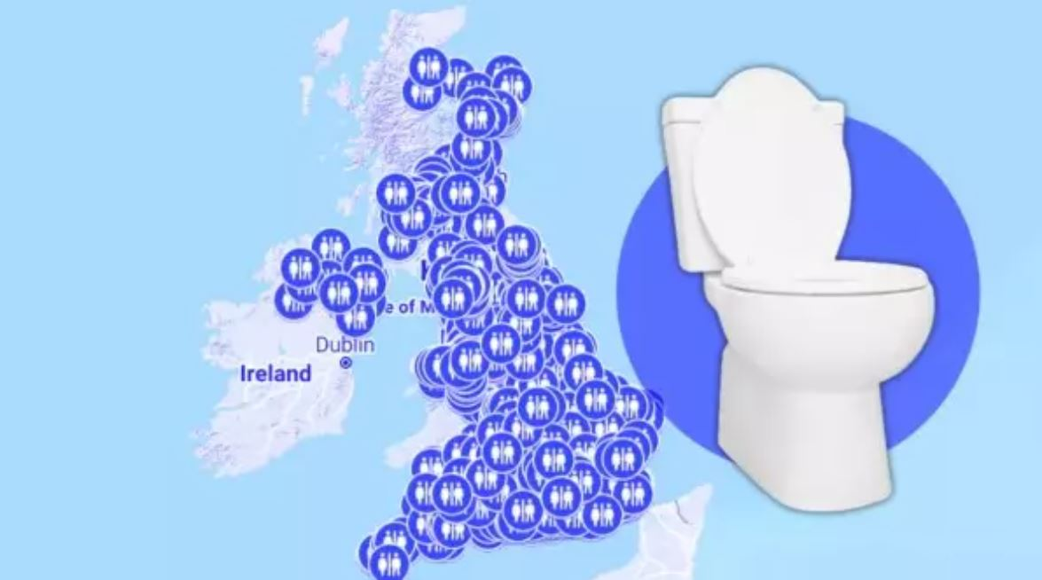 英兄弟設計「廁所Map」台灣超需要 連佛心「免費借」的也有