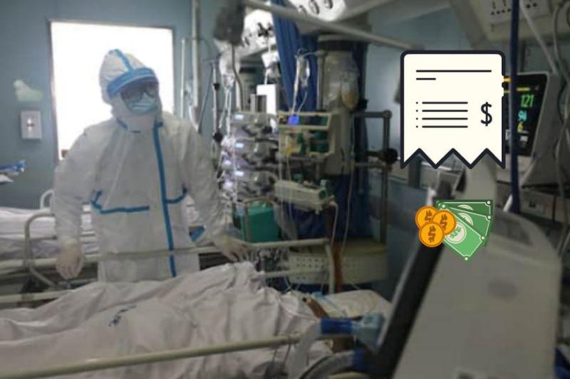 老師戰勝武肺收到「2500萬帳單」台灣有健保真的太幸福!