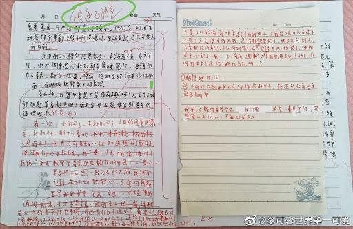 女童寫作文被老師批「太多負能量」下課直接墜樓!