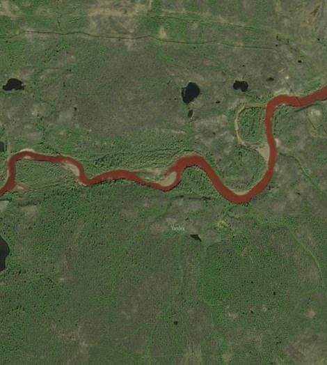 北極河川「整條染紅」普丁氣到痛罵 一查:隔壁發電廠搞的!