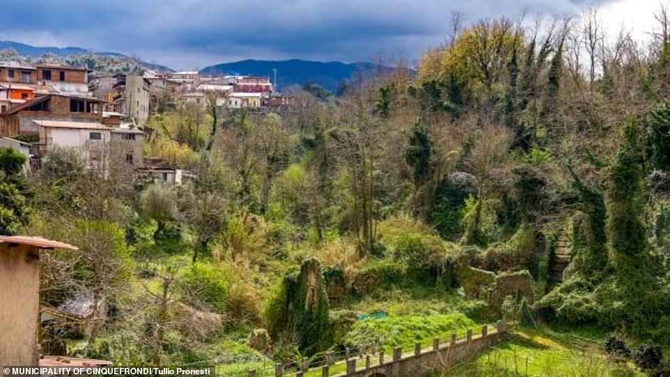 義大利超神「0確診小鎮」開放置產 一棟房比「珍奶」還便宜!