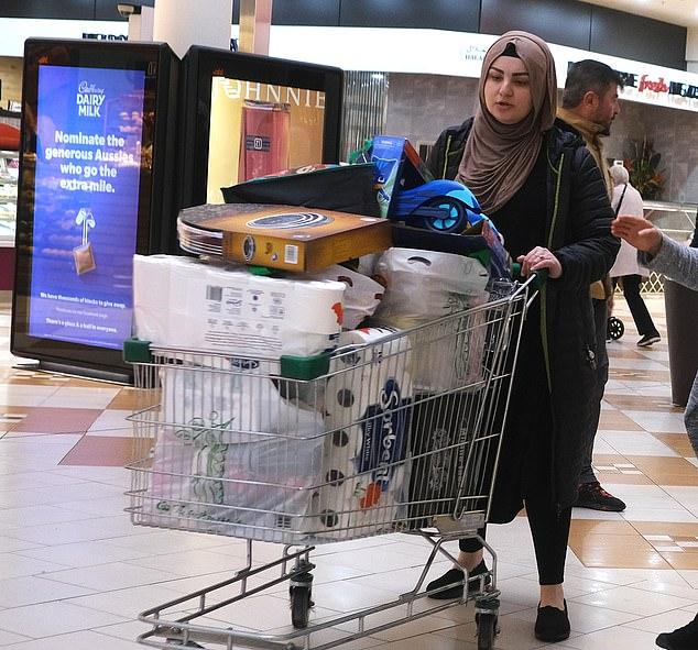 澳洲人「又開始囤衛生紙」當局超傻眼 還有超市直接被搶!